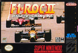 F1 ROC: Race Of Champions (Super Nintendo)